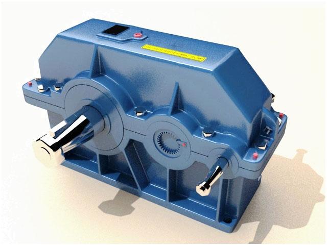 Купить редуктор цилиндрический двухступенчатый 1Ц2У-100, 1Ц2У-125, 1Ц2У-160, 1Ц2У-200, 1Ц2У-250